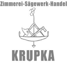 Zimmerei Krupka Logo